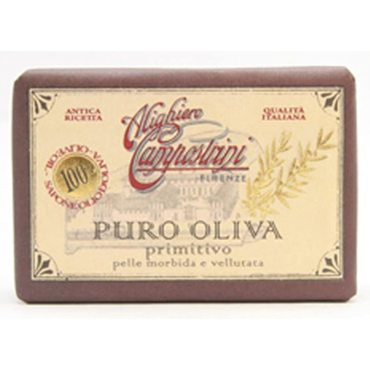紳士うぬぼれたブルジョンSaponerire Fissi サポネリーフィッシー PURO OLIVA Soap オリーブオイル ピュロ ソープ primitivo オリジナル 150g