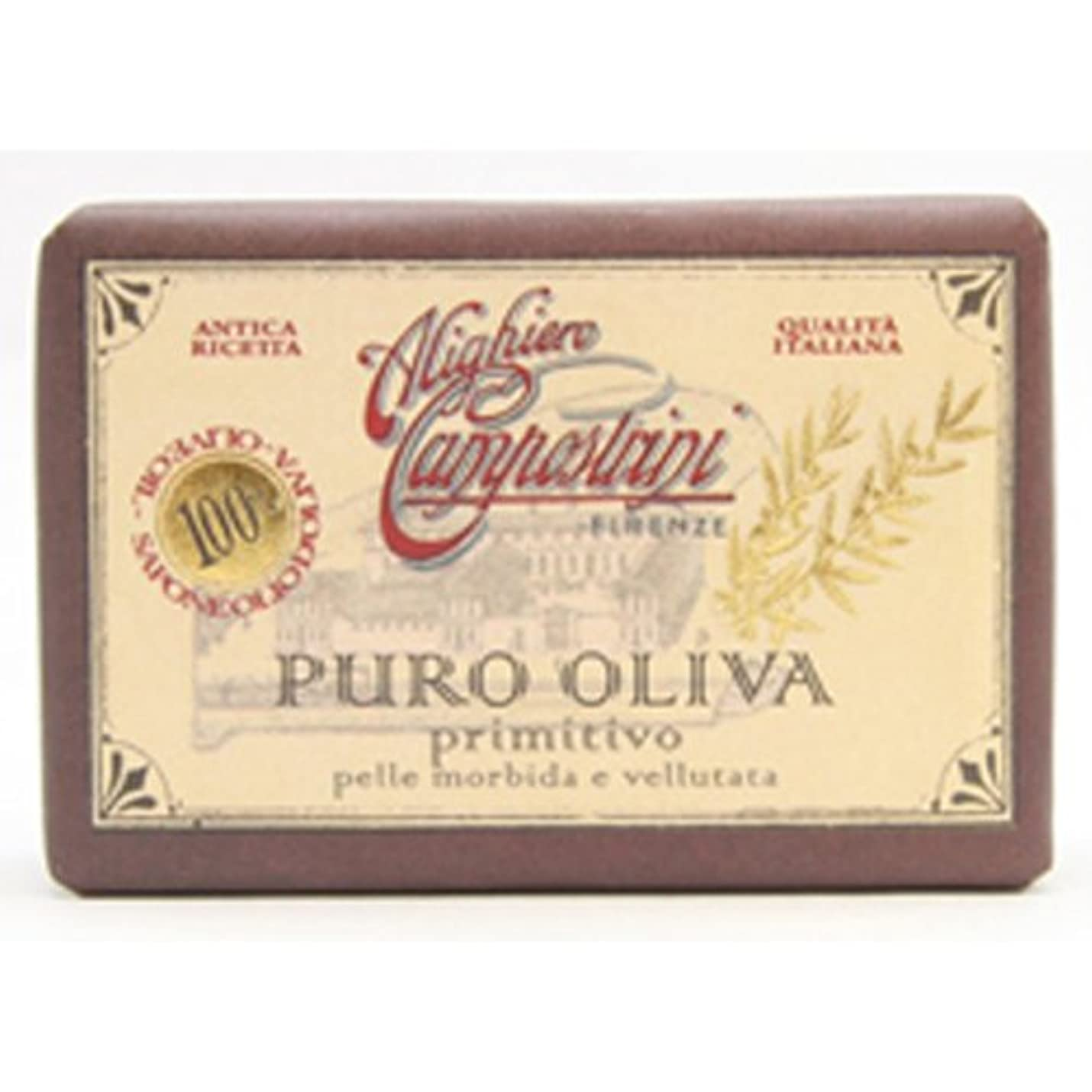 罰欲求不満ベースSaponerire Fissi サポネリーフィッシー PURO OLIVA Soap オリーブオイル ピュロ ソープ primitivo オリジナル 150g