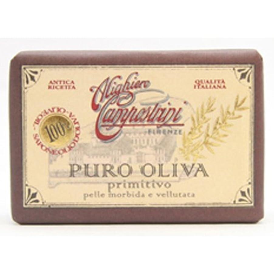 ドラマショップ縁Saponerire Fissi サポネリーフィッシー PURO OLIVA Soap オリーブオイル ピュロ ソープ primitivo オリジナル 150g