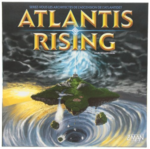 Atlantis Rising Board Game by Atlantis Rising [並行輸入品]