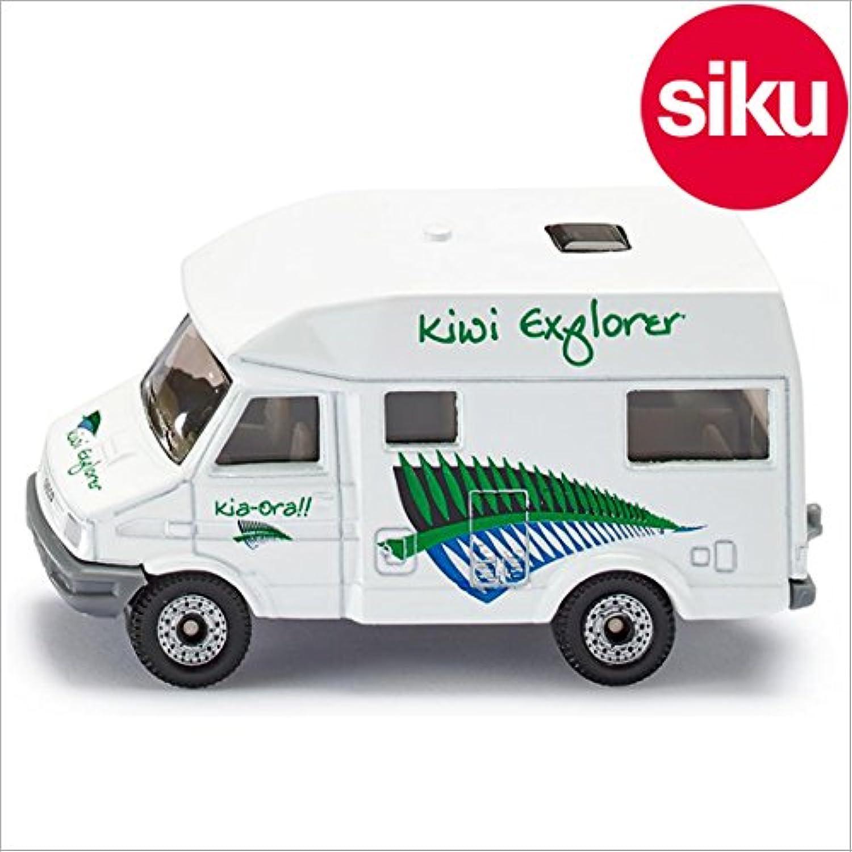 <ボーネルンド> Siku(ジク)社 輸入ミニカー 1022 キャンピングカー