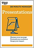 Presentations (HBR 20-Minute Manager Series) (English Edition)