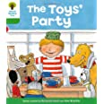 Oxford Reading Tree: Level 2: Stories: The Toys' Party
