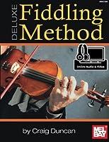 Deluxe Fiddling Method: Includes Online Audio/Video