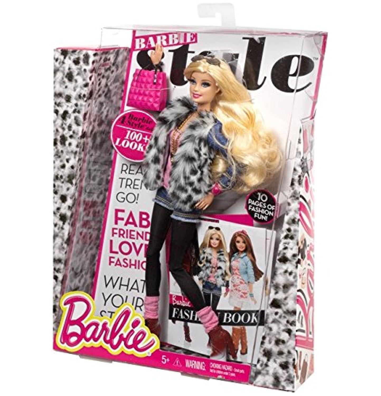 バービー スタイル ファー付 ジャケット Barbie Style Barbie Faux Fur Jacket BLR56 並行輸入品