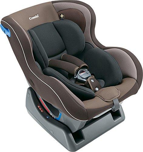 コンビ シートベルト固定 チャイルドシート ウィゴー サイドプロテクション エッグショック LG ブラウン 0か月~
