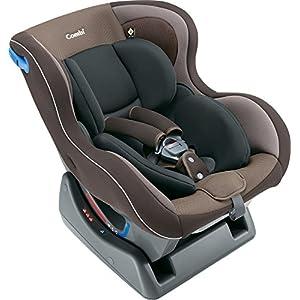 コンビ Combi チャイルドシート ウィゴー サイドプロテクション エッグショック LG ブラウン (新生児~4歳頃まで対象)