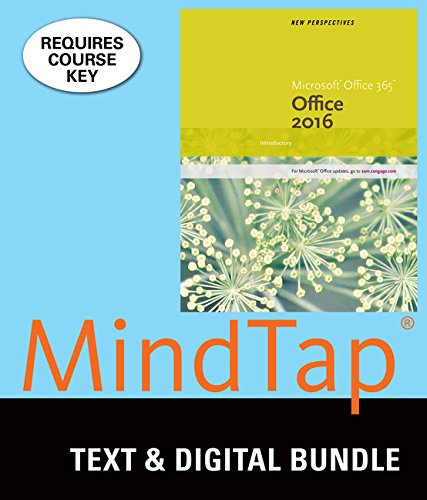 Download Perspectives Microsoft Office 365 & Office 2016 + Lms Integrated Mindtap Computing, 2 Terms - 12 Months Access Card: Introductory 1337195065