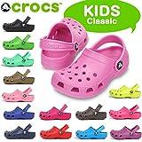 crocs ボーイズ クロッグ ◎CROCS(クロックス)クロッグ/サンダル クラシック キッズ(Classic Kids Cayman)ケイマン子供用(RO) 【キッズ】