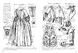 図解 貴婦人のドレスデザイン 1730〜1930年 画像