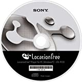 SONY LocationFree ロケフリNetwork ロケーションフリー ロケフリネットワーク LFA-PC20の画像