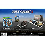 Just Cause 3 Collector's Edition - Xbox One by Square Enix [並行輸入品]
