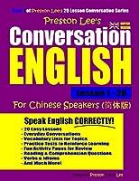Preston Lee's Conversation English For Chinese Speakers Lesson 1 - 20 (British Version)