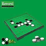 COCOHOP リバーシ BIG 豪華30cm級 マグネット式 テーブルゲーム の決定版! リバーシは大きい方が楽しいにきまってる!折り畳み収納式 オセロ