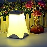 SEDETER LED ナイトライト 室内照明 玄関 階段  屋外照明 キャンプ用ライト ポータブルライト LED 無段階調光 USB充電式リチウム電池 1600mA