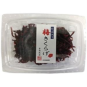 京丹波佃煮 直火釜戸炊き 梅きくらげ 70g×18個