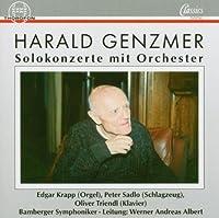 Genzmer: Solo Concertos