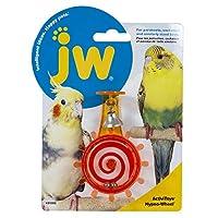 JW Pet Company Activitoys Hypno Wheel Bird Toy by JW Pet