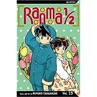 Ranma 1/2 vol.15 (Ranma 1/2)