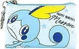 ティーズファクトリー フラット ミニ ポーチ ポケットモンスター メッソン 1.3×12×7.5cm