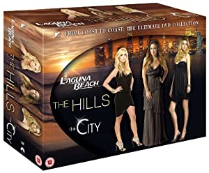 Laguna Beach / The Hills / the City / Ultimate DVD Collection [Import anglais]