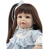 NPK COLLECTION 52cm リボーンドール きせかえ人形 抱き人形 ドール 可愛い赤ちゃん 誕生日プレゼント プレゼント 赤ちゃん