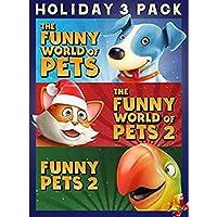 Funny Pets: Holiday 3-pack [並行輸入品]