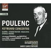 Poulenc: Keyboard Concertos, Choral Works