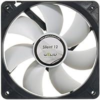 GELID 静音ファン Silent 120mm ハイドロダイナミックベアリング採用静音FAN Silent12GELID Silent12