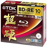 TDK ティーディーケー KBEV50HCPWA-10B [録画用BD-RE DL 10パック]