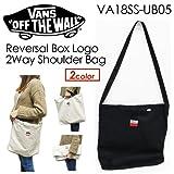 VANS バンズ VANS,バンズ,バック,ショルダーバッグ,鞄,3Way,18ss●Reversal Box Logo 2Way Shoulder Bag VA18SS-UB05