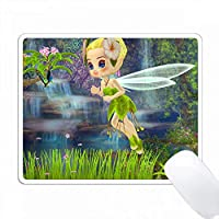 小さな妖精が森の中を歌います PC Mouse Pad パソコン マウスパッド