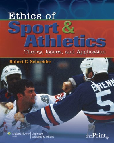 Download Ethics of Sport and Athletics 0781787912
