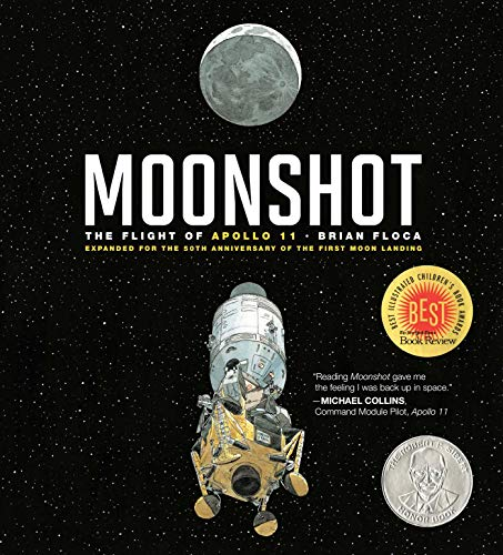 Moonshot: The Flight of Apollo 11 (Richard Jackson Books (Atheneum Hardcover)) (English Edition)