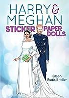 Harry & Meghan Sticker Paper Dolls (Dover Little Activity Books Paper Dolls)