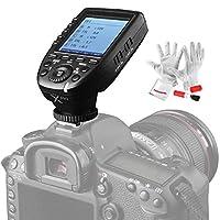 Godox Xpro-N I-TTL II 2.4G ワイヤレスフラッシュトリガー 高速同期 1 / 8000s Xシステム 高速 大画面 LCD スクリーントランスミッタ 互?性 Nikon カメラ用