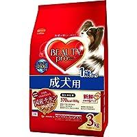 ビューティープロ ビューティープロ ドッグ 成犬用 1歳から 国産チキン 3kg