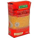 アルテヴィータ アルテヴィータ ブルガー小麦(中挽き) 500g