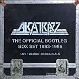 The Official Bootleg Boxset 1983-1986: 6 Disc Clamshell Boxset 画像