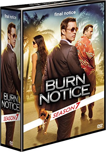 バーン・ノーティス 元スパイの逆襲 ファイナル・シーズン DVDコレクターズBOXの詳細を見る