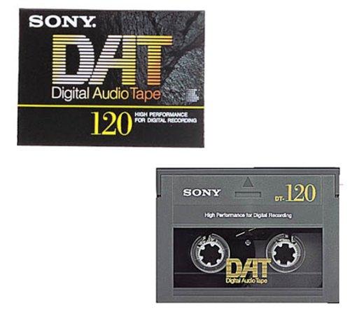 ソニー(SONY) DAT(デジタルオーディオテープ)カセット 120分 単品 DT-120RA