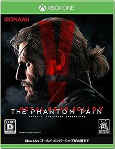 メタルギアソリッドV ファントムペイン [XboxOne] - XboxOne