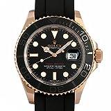 [ロレックス]ROLEX 腕時計 ヨットマスター40 ブラック 116655 メンズ [並行輸入品]