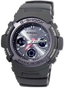 [カシオ]CASIO G-SHOCK Gショック電波 ソーラー 腕時計 マルチバンド5 AWG101-1A[逆輸入]