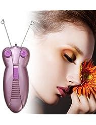 電気脱毛除去装置、女性の美容脱毛器、顔用綿通し、シェーバーレディ美容機器(EU PLug,EU plug)