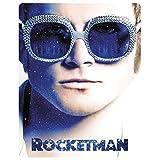 【Amazon.co.jp限定】ロケットマン 4K Ultra HD+ブルーレイ(英語歌詞字幕付き) スチールブック仕様(フォトカード4枚セット付き)[4K ULTRA HD + Blu-ray]