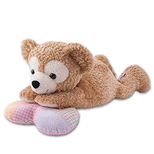 [해외]더피의 하트 워밍 데이즈 2018 안아 베개 (더피) 인형 쿠션 안아 베개 디즈니 씨 한정/Duffy`s Heart Warming Days 2018 Body Pillow (Duffy) Stuffed Doll Cushion Embracing Pillow Disney Sea Limited
