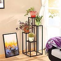 花の棚、創造的な多層植木鉢の棚、ジェーンおよそ花の棚の床の立場の花の花瓶の植物の立場,b