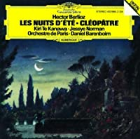 Les Nuits D'Ete / Cleopatre by HECTOR BERLIOZ
