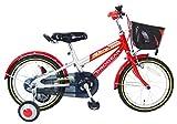 C.Dream(シードリーム) ポーラーフォックス PF61 16インチ 幼児自転車 レッド 100%組立済み発送